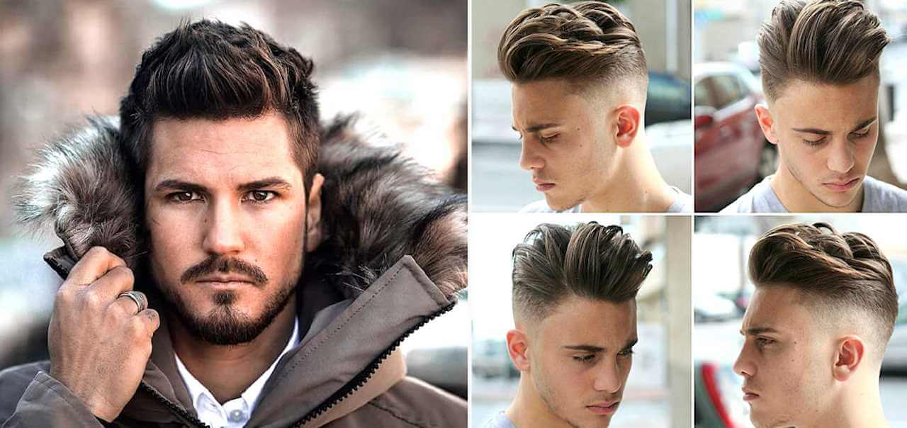 Sexiest Oval Face Hairstyles For Men 2020 - Men's Fashion & Styles